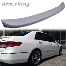 IN STOCK USA Honda Accord 7th Sedan OE Type Trunk Spoiler Unpainted US Model