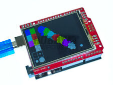 Hobby Components 2.4 Inch TFT Arduino Compatible Shield With Resistive Touch