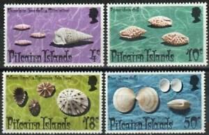 Pitcairn Island Stamp - Sea Shells Stamp - NH