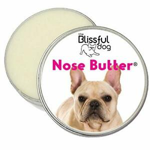 The Blissful Dog Fawn French Bulldog Nose Butter 16oz