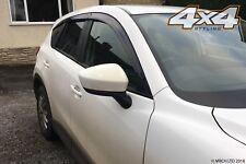 For Mazda CX-5 2011 - 2017 Wind Deflectors Set (6 pieces)