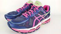 Asics Women's Gel Kayano 22 Running Shoe Stability Size 11