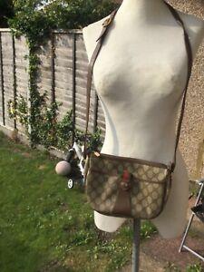 Genuine Gucci vintage shoulder  bag