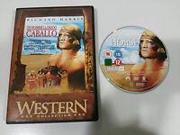 UN HOMBRE LLAMADO CABALLO DVD + EXTRAS RICHARD HARRIS ESPAÑOL ENGLISH REGION 2