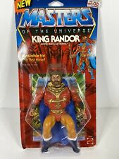 Masters Of The Universe 1986 King Randor MOTU. Sealed Package