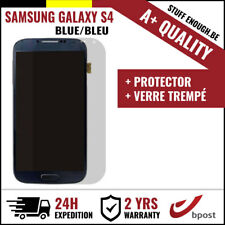 A+ LCD SCREEN/SCHERM/ÉCRAN BLUE + SCREEN GUARD FOR SAMSUNG GALAXY S4 I9500