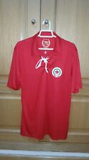 camiseta Cska Sofia Aniversario 70 años Shirt Match un Worn Trikot M Maglia