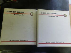 Detroit Diesel Series 71 Service Manual