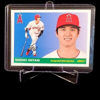 2020 Topps Archives Baseball Shohei Ohtani #7 Los Angeles Angels