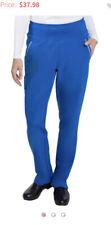 Healing Hands Hh360 #9155 Naomi Yoga Waist Cargo Scrub Pants in Royal Blue