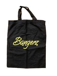 Miley Cyrus Bangerz Tote Bag Black Merchandise Never Used