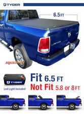 2002-2018 Dodge Ram 1500 2500 3500 6.5ft Bed TYGER Tri-Fold Tonneau Cover