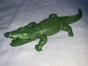 Playmobil Crocodile Zoo Cirque Savane Foret Animaux