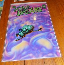 1972 Kitchen Sink FEVER DREAMS #1 Underground Comix Comic Book 70s