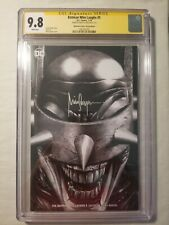 Batman Who Laughs #5 Sketch SS Suayan CGC 9.8 (2019)