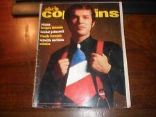 SALUT LES COPAINS N°55/FEV 1967/ADAMO/POLNAREFF/DUTRONC/CLOCLO/ANTOINE