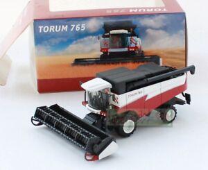 1/87 HO Scale ROSTSELMASH TORUM 765 Graiun Harvester Model