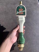 "New listing 13"" Smithwick's Imported Irish Ale Ceramic Tap Handle"
