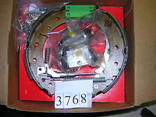 3768 kit machoires de frein + 2 cylindres pour peugeot 206 essence et diesel