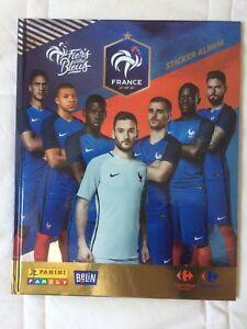 Album Panini Carrefour 2018  Coupe Du Monde et 50 Stickers - Fiers d Être Bleus