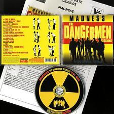 MADNESS - DANGERMEN SESSIONS CD + PRESS SHEET - SUGGS SKA TWO 2 TONE SPECIALS