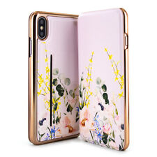 Ted Baker® Mirror Folio Case with outer Card Slot for iPhone XS Max - Elegant