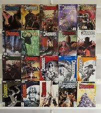 The Crusades 1-20 Complete Vertigo 2001 Seagle Jones Set Series Run Lot VF/NM