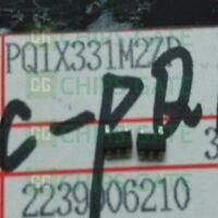15PCS PQ1X331M2ZP IC REG LDO 3.3V 0.15A SOT23-5 Sharp