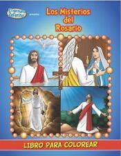 Hermano Zeferino Presnta Los Misterios Del Rosario : Libro para Colorear...