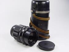 20 aperture blades !! Telelens TAIR-11A 2.8/135mm M42. s/n 861471. Zenit KMZ.