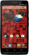 Motorola Droid Ultra XT1080 16GB Verizon 4G LTE Android 10MP Camera - Black