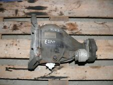 MERCEDES E200 S212 100KW DIFFERENTIAL HINTEN 2123508001 R23