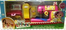 Lalaloopsy Chainstitch Toy Sewing Machine & Bead Applicator Set - New / Sealed
