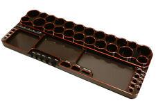 Integy C27178RED Universal Workbench Organizer 250x98x19mm Workstation Tray