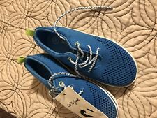 Boy's Cat & Jack Burton Mesh Water Shoes Sz 10 Blue Sneakers Beach Pool Comfy