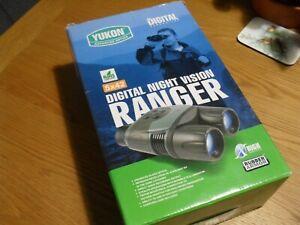 yukon advanced digital night vision monocular ranger 5 x 42 28041 unused
