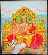 Vintage Shankar oleograph litho Ravi Varma Press