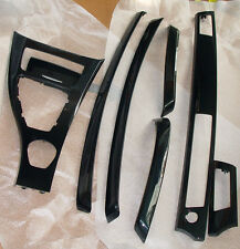 BMW OEM E90 E91 3 Series Sedan Touring 2006-2012 Diamond Black Interior Trim Kit