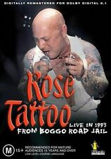 USED (LN) Rose Tattoo - Live In 1993 From Boggo Road Jail (2012) (DVD)