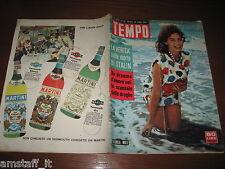 RIVISTA TEMPO 1956/30=GEORGIA MOLL=LA POLONIA=ILSE PETERSEN=DAWN ADDAMS=