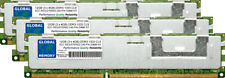 12GB (3x4gb) DDR3 1333MHz PC3-10600 240-PIN ECC Registrada Rdimm Servidor Ram