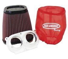 Pro Design Pro Flow K&N KN Air Filter Intake Kit w/ Outerwear Yamaha Raptor 660