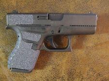 Sand Paper Pistol Grip Enhancements for the Glock 42 .380 Auto