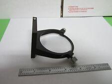 Microscope Part Nikon Japan Condenser Holder Optics As Is Binn7 77 N