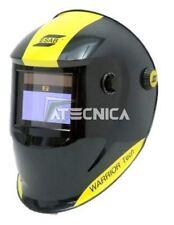 Maschera autoscurante per saldature ESAB Warrior Tech schermo LCD MIG MAG TIG
