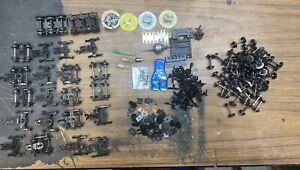 HO Scale Train Mixed Parts Lot.