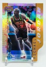 MICHAEL JORDAN 1996-97 BOWMAN'S BEST CUTS REFRACTOR DIE-CUT NM-MT VERY RARE