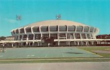 LA, Baton Rouge  LOUISIANA STATE UNIVERSITY~LSU~ASSEMBLY CENTER  Chrome Postcard