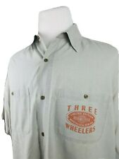 VNTG Harley Davidson Motorcycles Limited Three Wheelers Side Car XL Shirt RARE