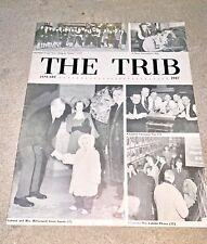 January 1947 THE TRIB. CHICAGO TRIBUNE EMPLOYEE MAGAZINE Colonel McCormick